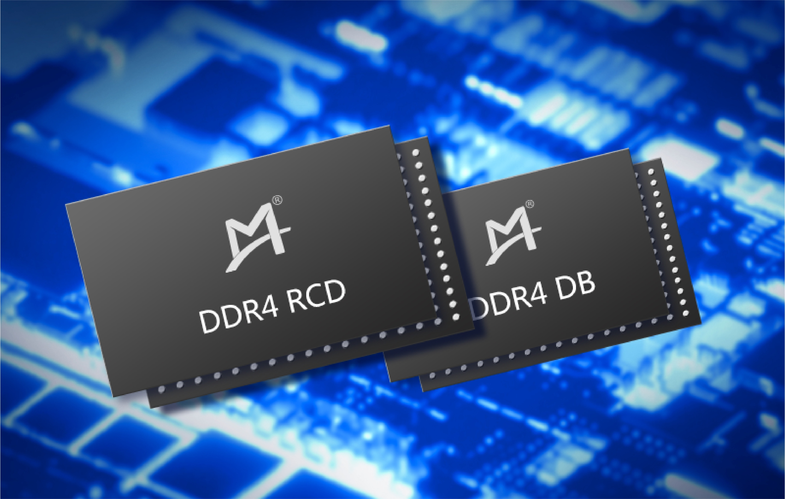 DDR4 RCD and DB