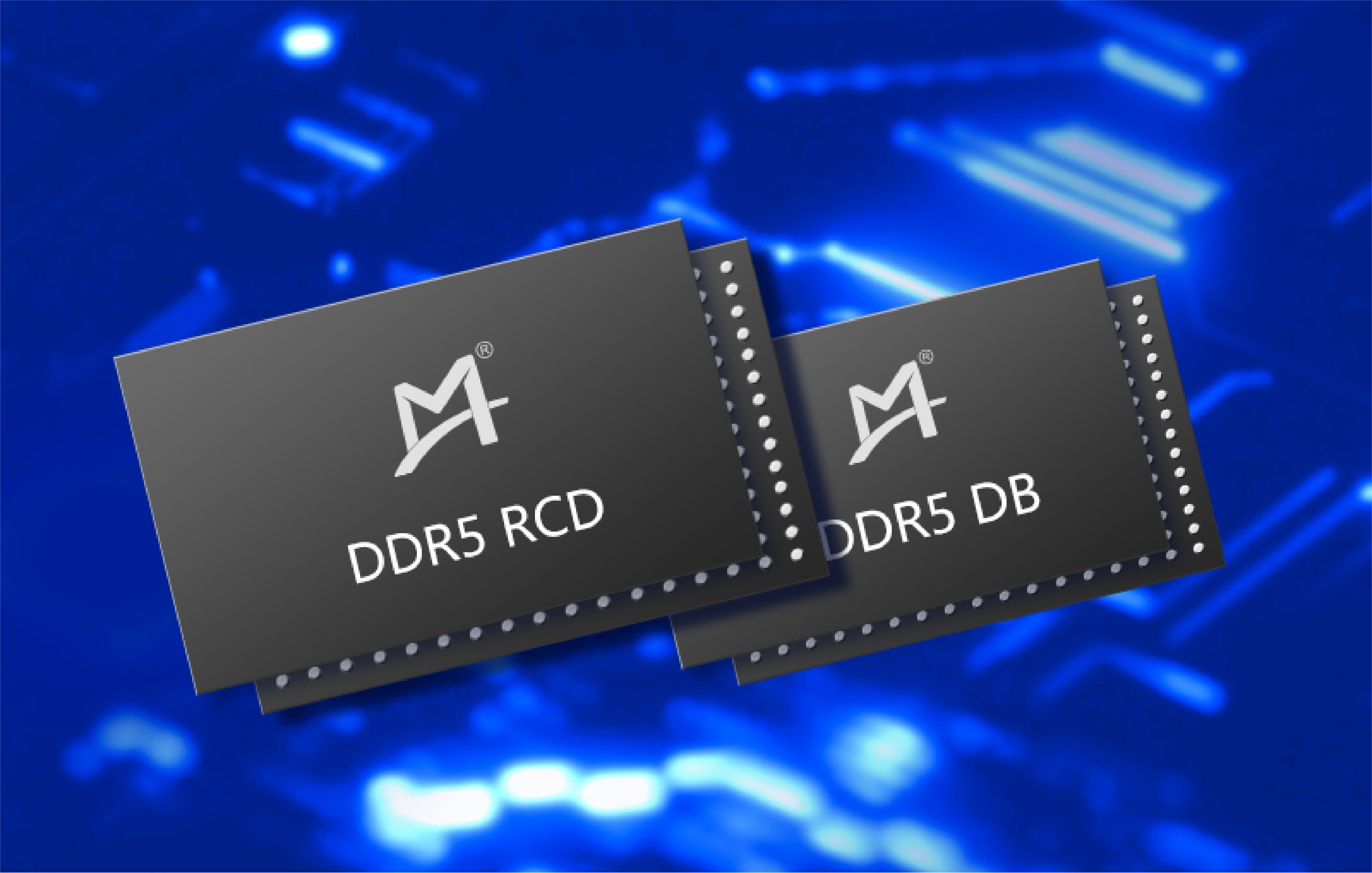 DDR5 RCD and DB